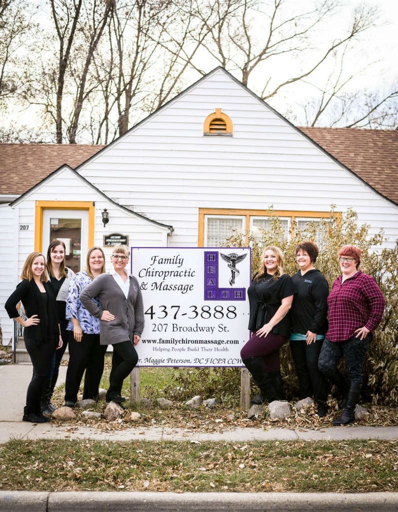 Family Chiropractic & Massage staff
